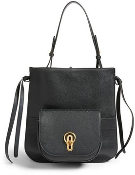 Mulberry Amberley Leather Hobo - Black