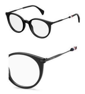 Tommy Hilfiger Eyeglasses Th 1475 0807 Black