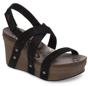 OTBT Women's Sail Wedge Sandal