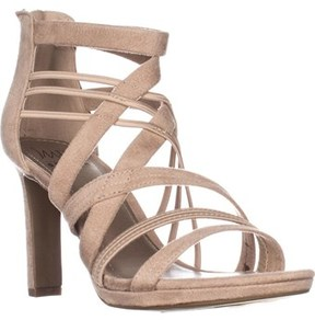 Impo Temple Strappy Dress Sandals, Praline.