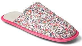 Gap Print slip-on slippers