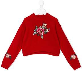 Dolce & Gabbana embroidered jumper