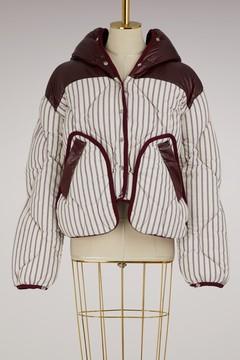 Aalto Short down jacket