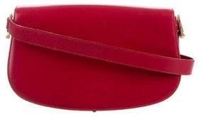 Gucci Horsebit Shoulder Bag - RED - STYLE