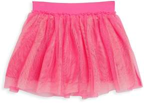 Betsey Johnson Little Girl's Pleated Skirt