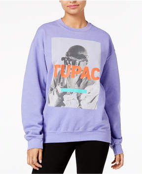 Bravado Juniors' Tupac Graphic Sweatshirt