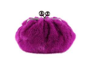 Max Mara Other Mink Clutch Bag