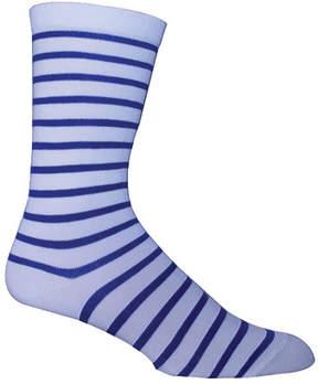 Ozone Men's Classic Stripe Crew Sock (2 Pairs)