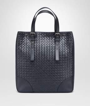 Bottega Veneta Light Tourmaline Intrecciato Aquatre Bag