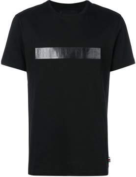 Philipp Plein branded patch T-shirt