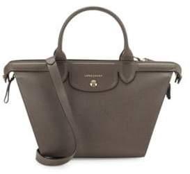 Longchamp Le Pliage Heritage Bag - GREY - STYLE