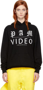 Perks And Mini Black PAM Video Hoodie