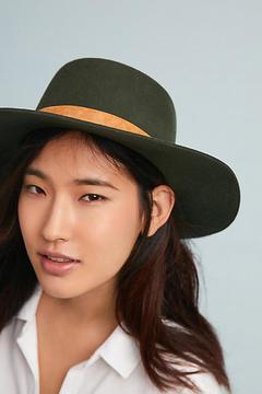 Anthropologie Jada Boater Hat