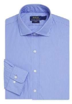 Polo Ralph Lauren Slim Fit Striped Dress Shirt