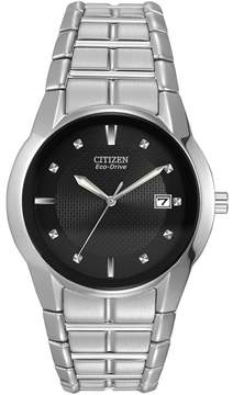 Citizen Men's Eco-Drive Stainless Bracelet Watch