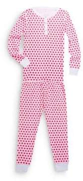 Roberta Roller Rabbit Toddler's, Little Girl's & Girl's Cotton Printed Pajama Set