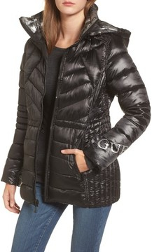 GUESS Women's Reversible Coat