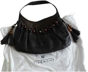Givenchy Brown Leather Handbag