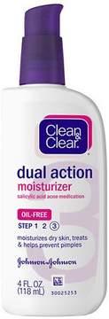 Clean & Clear Dual Action Skin Moisturizer