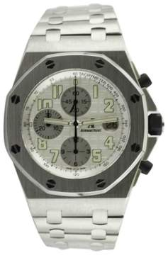 Audemars Piguet Royal Oak Offshore Steel Clad 43mm Bracelet Watch