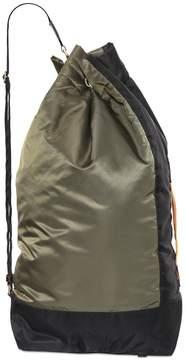 Padded Nylon Backpack