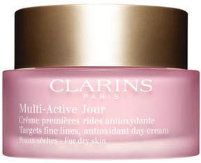 Clarins Multi-Active Day Cream for Normal to Dry Skin, 1.6 oz.