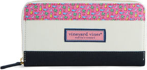 Vineyard Vines Heritage Zip Around Wallet