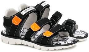 John Galliano strappy sandals