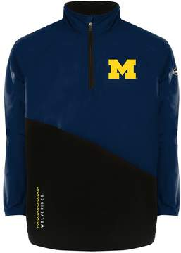 NCAA Men's Franchise Club Michigan Wolverines All-Cover Pullover