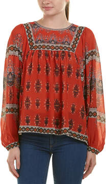 Flying Tomato Printed Top