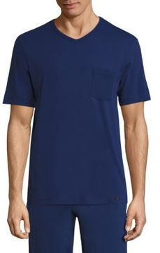 Hanro Short Sleeve Cotton Tee