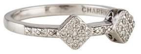 Charriol 18K Diamond Band