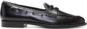 Giuseppe Zanotti Black Wainer Loafers