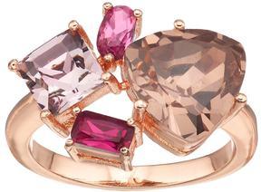 Brilliance+ Brilliance Cluster Ring with Swarovski Crystals