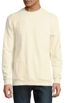 Reason Patch Crewneck Sweatshirt