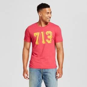 Awake Men's Texas 713 Graphic Shirt Red