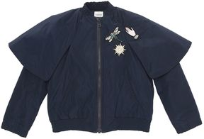 No Added Sugar Nylon Jacket W/ Patches