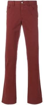 Brioni regular trousers