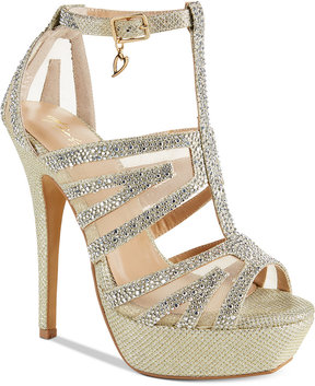Thalia Sodi Flairr Platform Sandals, Created for Macy's Women's Shoes