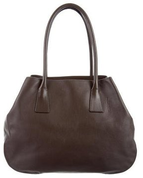 Jil Sander Smooth Leather Tote