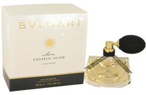 Bvlgari Mon Jasmin Noir L'Elixir Eau De Parfum Spray for Women (1.7 oz/50 ml)