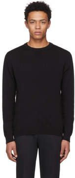 Saturdays NYC Black Everyday Classic Sweater