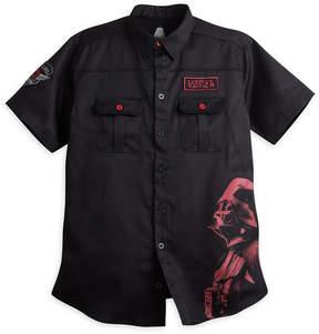 Disney Darth Vader Work Shirt for Men