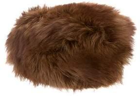 Loro Piana Dyed Fur Hat