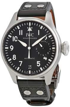 IWC Big Pilot Automatic Black Dial Men's Watch IW500912