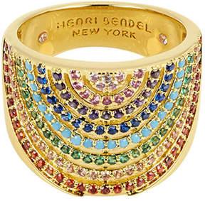 Henri Bendel Rainbow Ring