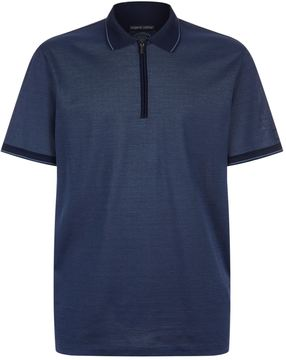 Paul & Shark Zipped Polo Shirt