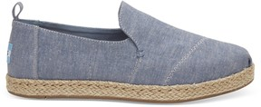 Sole Society Deconstructed Alpargata espadrille slip on