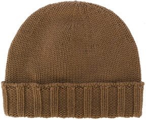 Drumohr beanie with ribbed trim