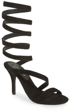 Jeffrey Campbell Meline-KH Tall Coil Sandal